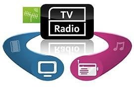 TV und Radio