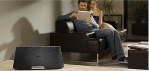 Kabelloses Anschließen über AirPlay und Bluetooth