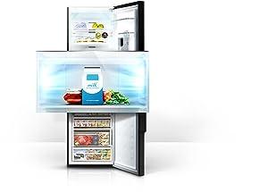 Energiesparende, elegante LED-Beleuchtung für den Kühlschrank.