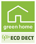ECO DECT: energiesparend und strahlungsfrei