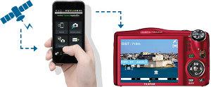 FUJIFILM FINEPIX F800EXR Wireless Image Transfer