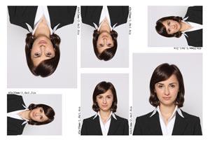 Mehrere Passfotos – auch in unterschiedlichen Formaten