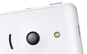 Die Kamera des Ascend Y300