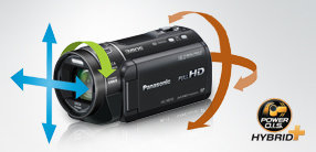 Optischer Bildstabilisator: Hybrid OIS+