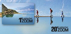 Optischer Zoom – Details ganz groß