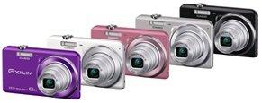 Casio Exilim EX-ZS30 Digitalkamera