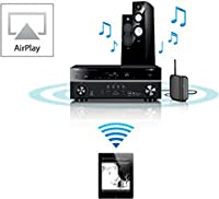 AirPlay ermöglicht Musik-Streaming zum AV-Receiver