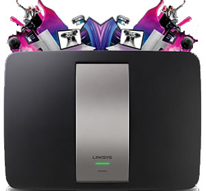 Linksys EA6300 Dual-Band Router
