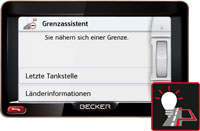 Navigationssystem Becker Ready 50 EU20 LMU