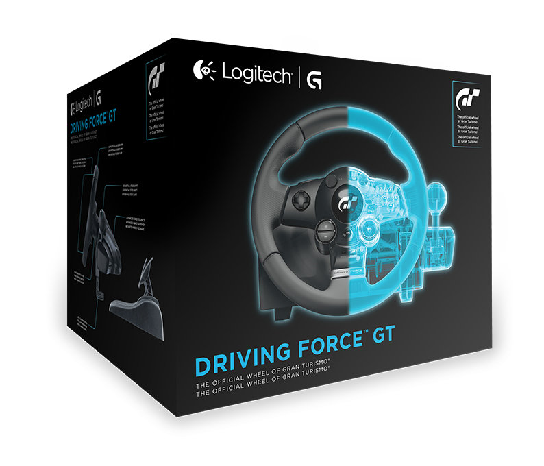 Logitech Driving Force Pro USB Drivers Download for ...