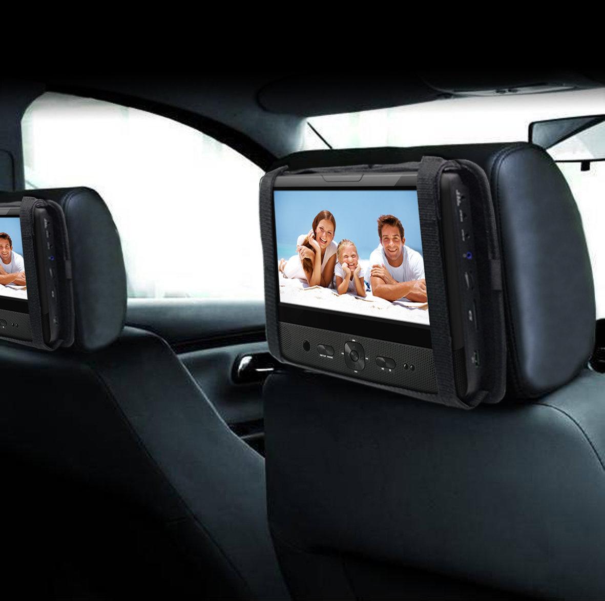 odys megaro plus tragbarer dvd player tv mit zus tzlichem. Black Bedroom Furniture Sets. Home Design Ideas