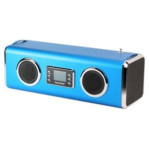 MusicMan GIANT Soundstation blau