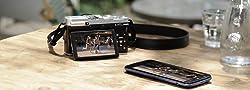 Nutzerfreundliche Bedienung durch Wireless Image Transfer