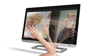 Steuerung mit Handbewegungen