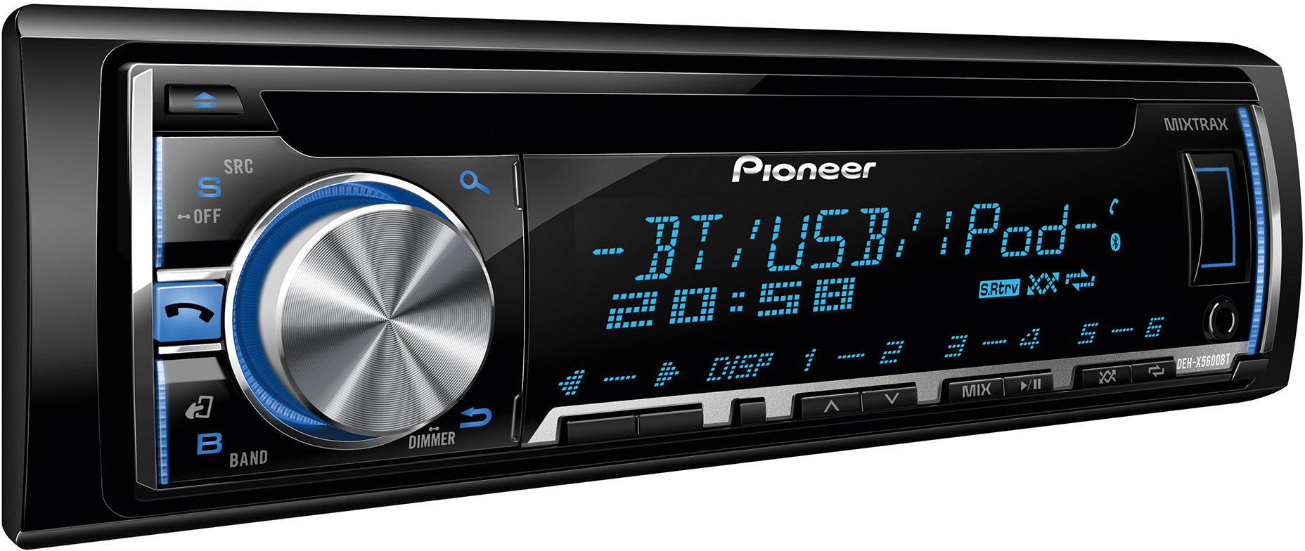 Pioneer In-Dash Car GPS Navigation Car Stereos Radios Car