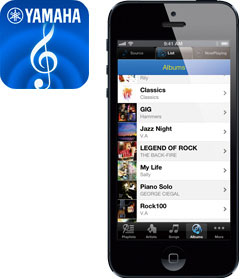 NP Controller App für eine einfache Bedienung via Smartphone und Tablet