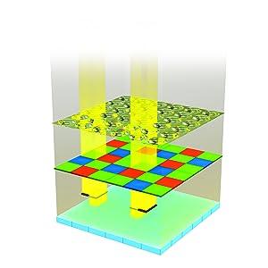 APS-C X-Trans CMOS II Sensor