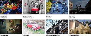Kreative Filtereffekte der Fujifilm X-E2