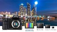 Größerer Bildsensor für gestochen scharfe Aufnahmen