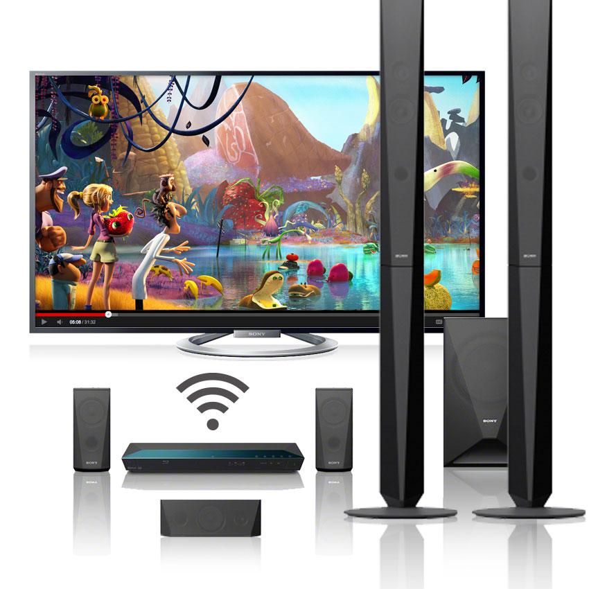 Samsung Blu Ray Dvd Home Entertainment System