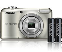 COOLPIX L29 AA-Batterien