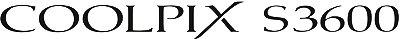 COOLPIX S3600 Logo