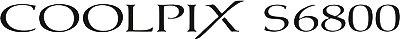 COOLPIX S6800 Logo