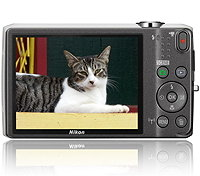COOLPIX S6800 Monitor
