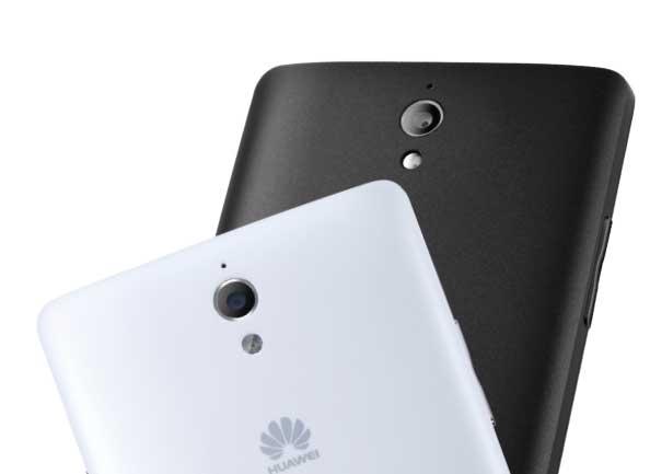 Huawei Ascend G700 Kamera