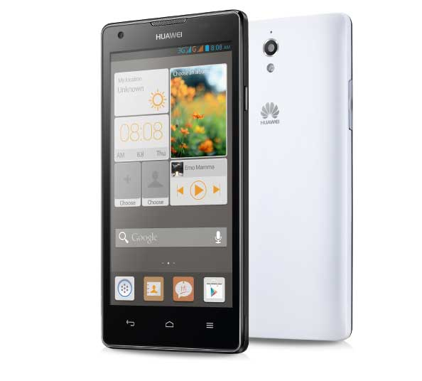 Huawei Ascend G700 Power