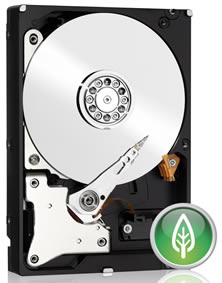 WD Green Festplatte