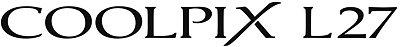 Logo COOLPIX L27
