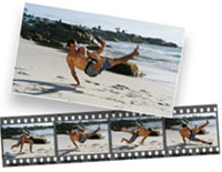 Nikon 1 J2 Filmen mit Full-HD