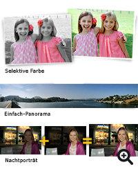 Nikon 1 J2 Kreativmodi