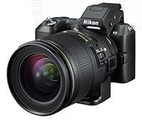 Nikon 1 V2 FT1-Bajonettadapter