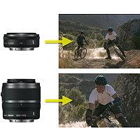 Nikon 1 V2 High-Speed-Kamerasystem