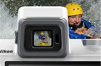 Nikon 1 V2 Elektronischer Sucher