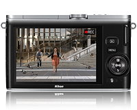 Nikon 1 J3 Full-HD-Filmaufnahme