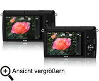Nikon 1 S1 Livebild-Steuerung