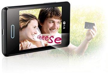 scharfe 3-Megapixel-Kamera mit Cheese Shutter Sprachauslöser
