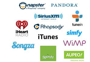 Streamen Sie alle Musik der Welt.