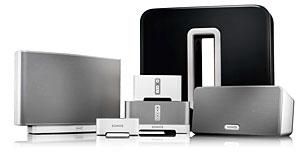 Erweitern Sie Ihr Wireless-Musiksystem.