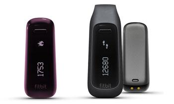 Kabelloser Fitbit One-Aktivitäts-Tracker + Schlafverfolgung Produktabbildung