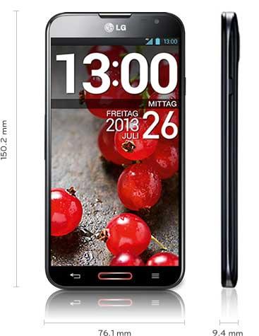 LG E986 Optimus G Pro - technische Daten