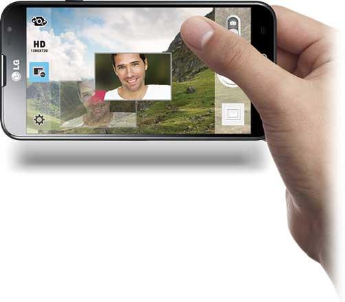 LG E986 Optimus G Pro - Scharfe 13-Megapixel-Kamera