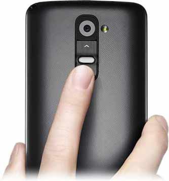 LG G2 - Rear Key