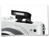Nikon 1 J3 Blitzgeraet