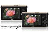 Nikon 1 J3 Livebild-Steuerung