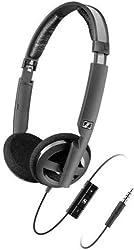Mobiler Kopfhörer Sennheiser PX 100-II in schwarz
