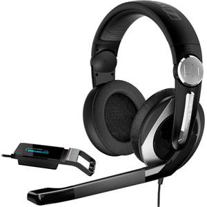 PC 333D Gaming Headset